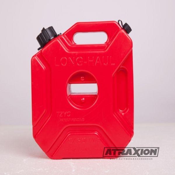 ATX fuel pack - 5L - met mount OP=OP!