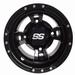 ITP SS-112 Matte black 8x10