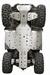 IB - skid plate kit - CF Moto CForce 850XC 18-