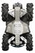 IB - skid plate kit - Can Am Renegade G2 XMR 12-16