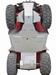 IB - skid plate kit - Honda TRX420FE/FM -13
