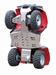 IB - skid plate kit - Honda TRX500FE 12-13