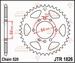 JT Tandwiel achter - Suzuki LT250R Quadracer - 39T