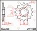 JT Tandwiel voor - Kawasaki KSF250 Mojave - 12T