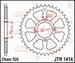JT Tandwiel achter - Kawasaki KSF250 Mojave - 41T
