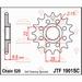 JT Tandwiel voor - KTM 450/505/525 XC/SX - 12T