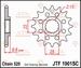 JT Tandwiel voor - Polaris Outlaw 450S/MXR - 13T