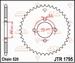 JT Tandwiel achter - Suzuki LT80 - 22T