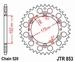 JT Tandwiel achter - Yamaha YFZ350 Banshee 89-06 - 51T