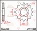 JT Tandwiel voor - Yamaha YFZ450R/X 09-16 - 15T