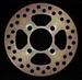 EBC remschijf - Kawasaki KFX450R 08-12 - voor