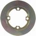 EBC remschijf - Suzuki LTF300 02 - voor