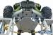 RIVAL - skid plate kit - Can Am Maverick MAX 2016-