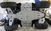 RIVAL - skid plate kit - Polaris Sportsman Touring 850/1000