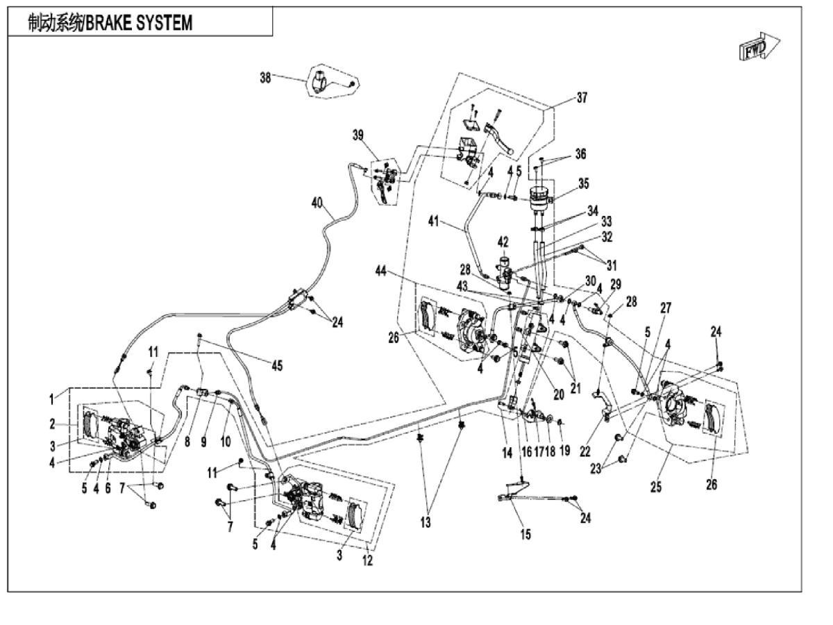 Brake system II