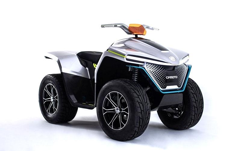 Elektrische quads / SXS's / UTV's