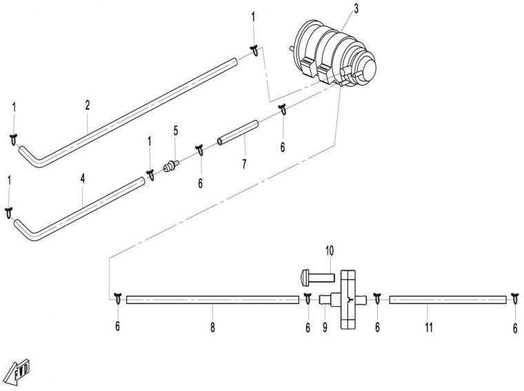 Fuel vaporization system