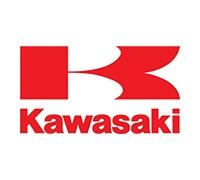 Kawasaki KLT250 kettingen en tandwielen