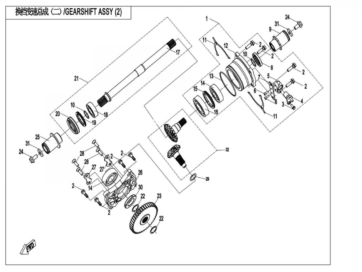 Transmission system II